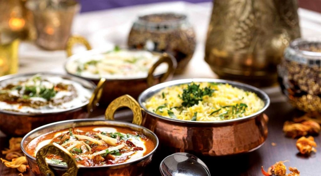 Indian Food Hd Wallpaper - Oh Bombay