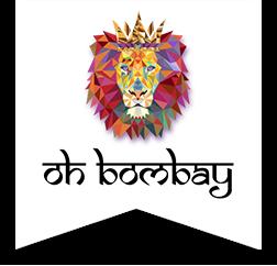 logo -Oh Bombay