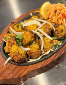 Tandoori Mushrooms - Oh Bombay