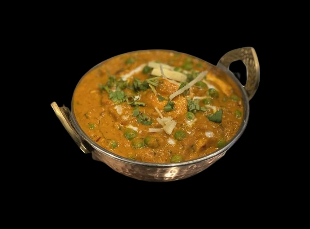 Mutter Paneer - Oh Bombay